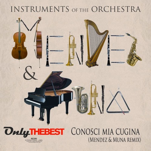 90# Mendez & Muna - Conosci mia Cugina [ Only the Best Record international ]