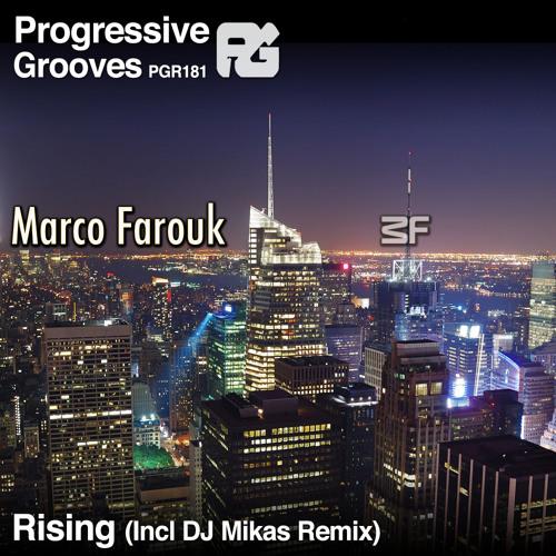 Marco Farouk - Rising ( Original Mix ) [Exclusive Preview] [Progressive Grooves Records]