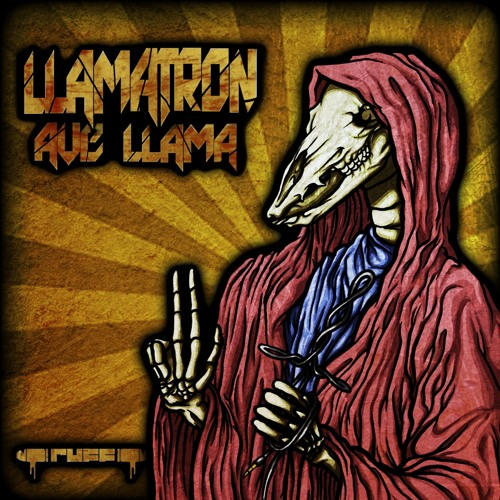 LLAMATRON - Zombie Or Not Zombie [OUT NOW ON PEACE OFF/RUFF !!]