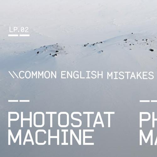 Common English Mistakes [LP02]