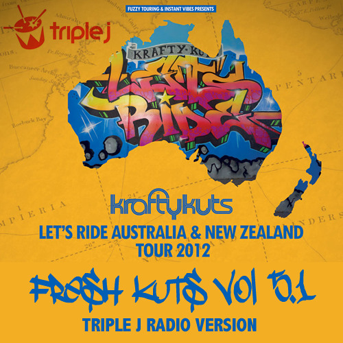 Krafty Kuts - Fresh Kuts - Volume 5 Exclusive Triple J Version