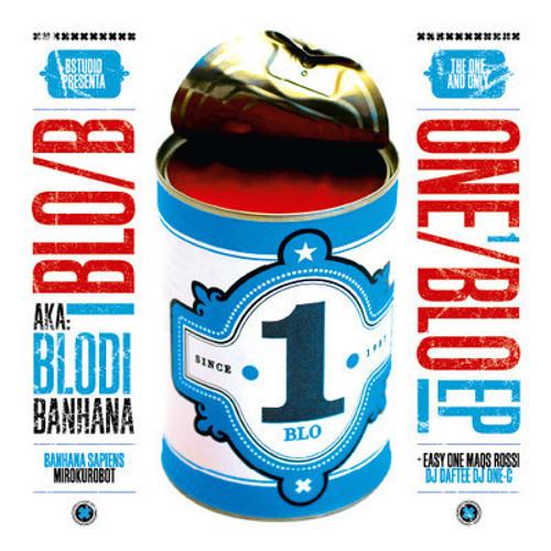 "BLO/B ""ONE/BLO EP"""