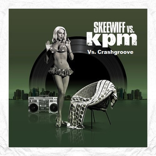 Skeewiff & Keith Mansfield-  Effortless Elegance (Crashgroove's Drinking The Bass Re-Take) Free DL