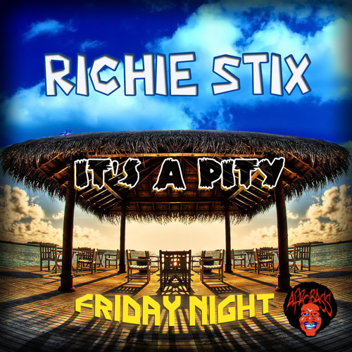 RICHIE STIX - IT'S A PITY (AFRO005 A OUT NOW CLICK BUY THIS TRACK!!)