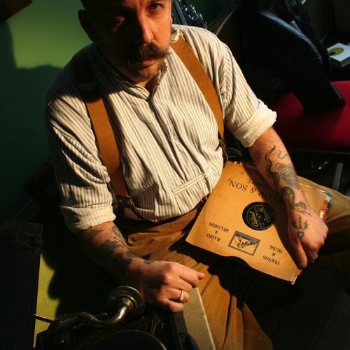 Andrew Weatherall at Dalston Superstore