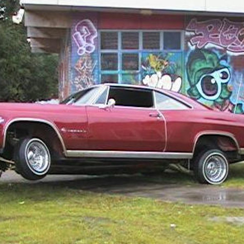 G-dub - Lowrider (finished version)