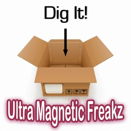 Ultra Magnetic Freakz - Dig It (128 kbps Preview)