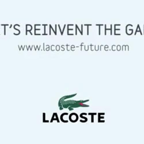 f054b1ad2 Rogan Allen - Future Lacoste TV Ad by giftrapme