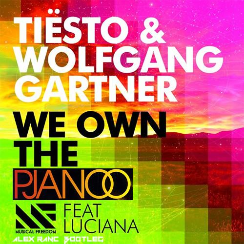 We Own the Pjanoo (Alex Ranc Bootleg)