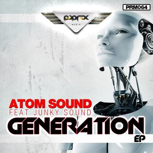 Atom Sound feat. Junky Sound - Around The World (Original Mix)*Download NOW*