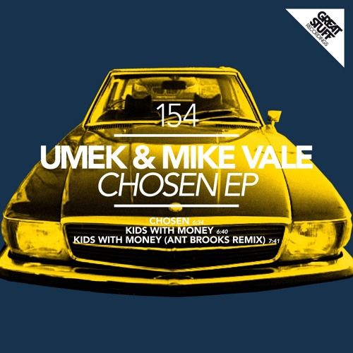 UMEK & Mike Vale - Chosen (Original Mix) [Great Stuff]