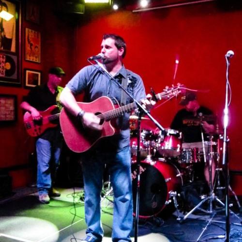 Live - Edge of Glory Cover - Scott Sturla