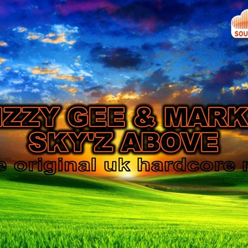 Gizzy Gee & Mark P - Skyz Above ( Original Mix ) 320 KB Master FREE DOWNLOAD, Digital Narcotix Records