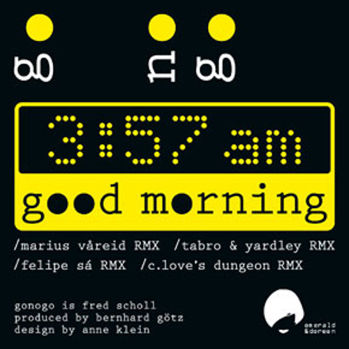 go nogo - Good Morning (Marius Våreid Remix) Edited Teaser