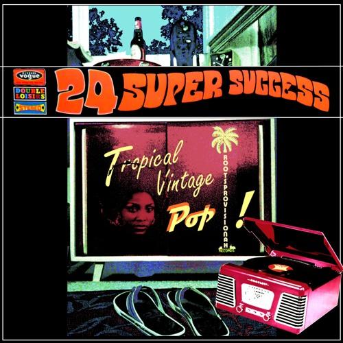 24 Super Success - Tropical Vintage Pop