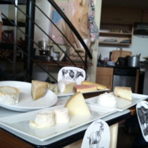 Sophie from Salumeria tells us a thing or two about cheese