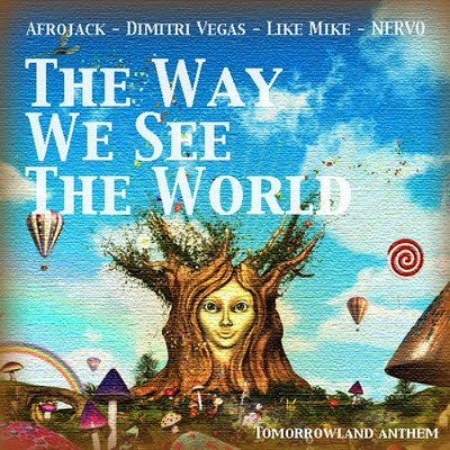 Dimitri Vega & Like Mike-The Way We See The World (Dj Tortu Re-Rub) FREE DOWNLOAD