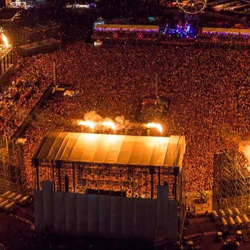 Dada Life - Live @ EDC Las Vegas 2012