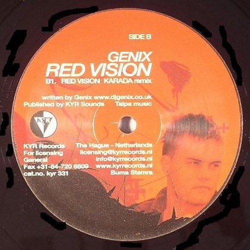 Genix - Red vision