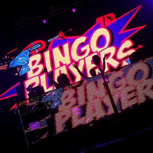 Bingo Players - Live @ Electric Daisy Carnival (Las Vegas) - 06.10.2012