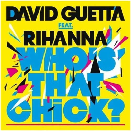 David Guetta & Rihanna vs. Israel Martinello-Who's That Overdrive Chick (W1CK3D MASHUP) pt.2