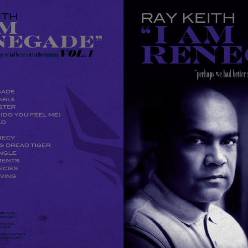 RAY KEITH I AM RENEGADE MONSTER SAMPLER FROM THE LTD EDITION EP