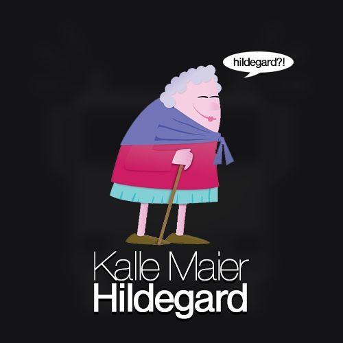 Kalle Maier - Hildegard (2012 Original Mix)