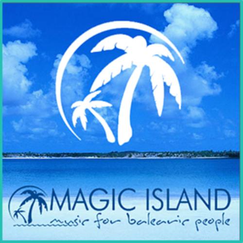"Roger Shah supports ""Aerotek - Inner Sunlight (Mark Nails Remix) on Magic Island #213"