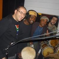 Tau sax Quartet - Afro sax beat
