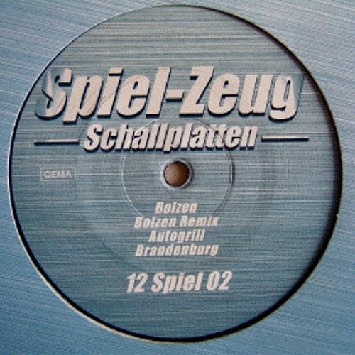 Bolzen (Original Mix, Spiel-Zeug Schallplatten 02)