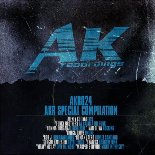 Rob J. - rrrrrrahuhuhu (AK Recordings)