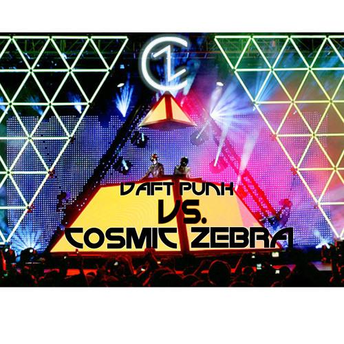 Daft Punk - Harder Better Faster Stronger (Cosmic Zebra Remix)