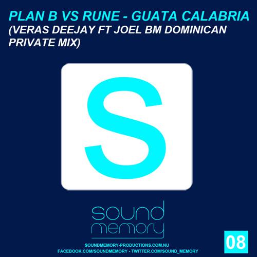 Plan B Vs Rune - Guata Calabria (Veras Deejay Ft Joel BM Dominican Private Mix)
