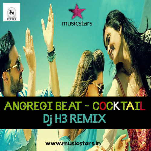 Angrezi beat - DJ H3 - Cocktail Movie (www.musicstars.in)
