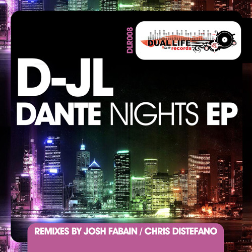 D-JL - Dante Nights (Original Mix) - Preview - Out Now on Beatport