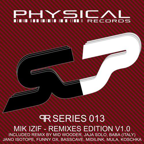 Mik Izik - Invernox [Basscave Remix][Physical Records Series 13_14.06.2012]