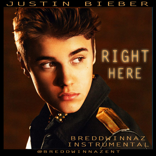 Justin Bieber + Drake - Right Here (Instrumental Remake BreddWinnaz)