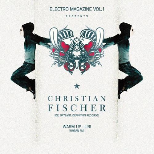 Christian Fischer live @ Spray Club Pristhina