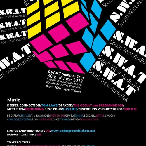 Lush djs promo swat download