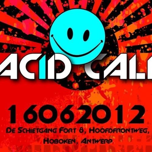 Franky Jones @ 2 Years Acid Call (16.06.12 - Antwerp)