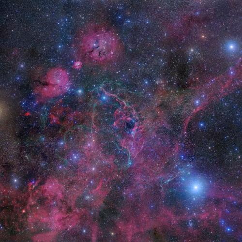 SVRT — Outside The Heliosphere
