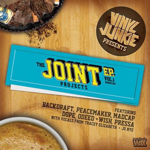 VINYL JUNKIE & DOPE - Forbidden Zone (Pressa Remix)  **PREVIEW**
