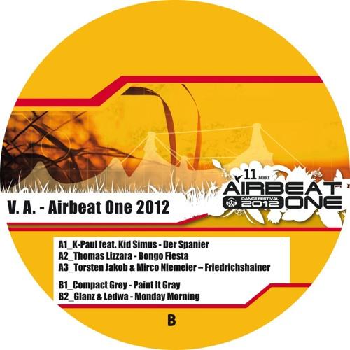 Mirco Niemeier - Friedrichshainer (Vinyl)