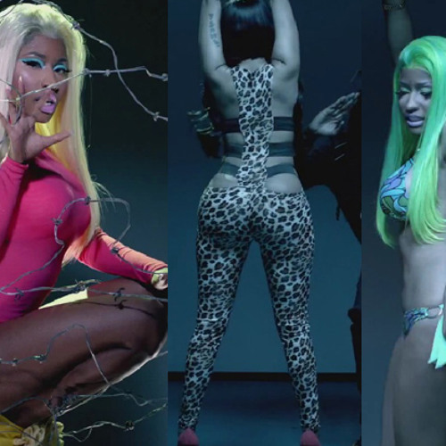 Nicki Manaj Ft. Ricky Rick - Beez In Da Trap