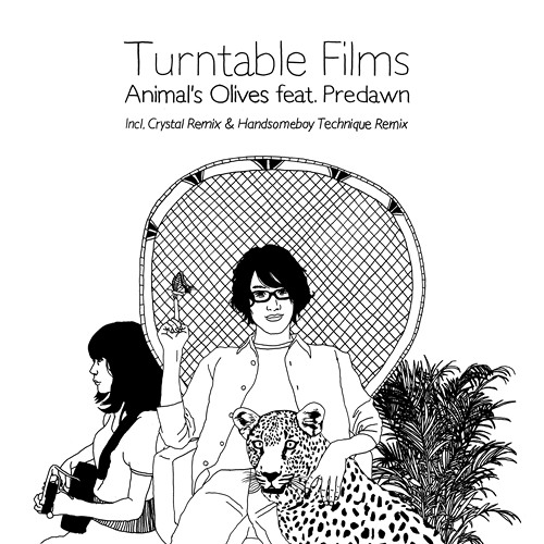 Turntable Films - Animal's Olives feat. Predawn (Handsomeboy Technique REMIX)