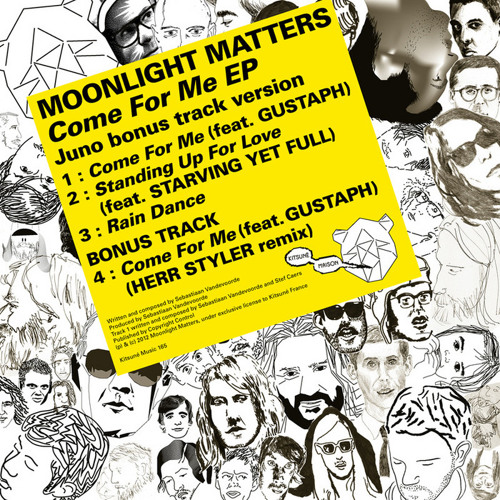 Moonlight Matters - Come for me (Herr Styler remix)