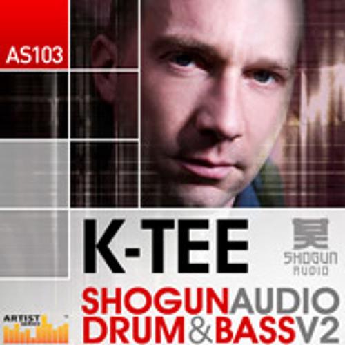 K-Tee Shogun Audio Drum & Bass Vol2