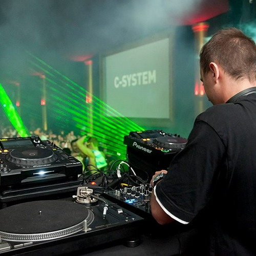 C-system @ Industrial Copera closing party (16-6-12)