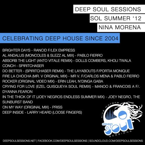 Deep Soul Sessions Sol Summer '12