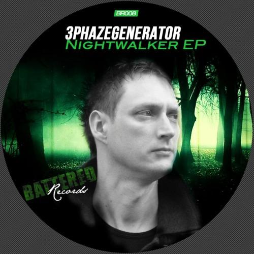 3Phazegenerator- Man In A Boat - Sample - Nightwalker EP - Battered Records